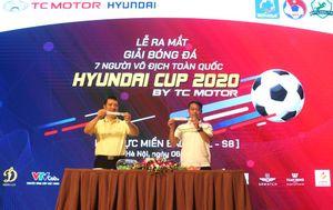Khởi động giải bóng đá Hà Nội - HPL-S8