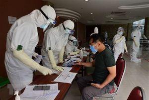 Số ca nhiễm tại Indonesia giảm, Malaysia áp đặt hạn chế tại điểm nóng