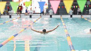 Ấn tượng Giải bơi lặn tranh cúp Sun Sport Complex 2020