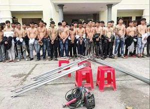 Phê chuẩn khởi tố 44 đối tượng tham gia 'hỗn chiến' tranh giành đất ở Đồng Nai