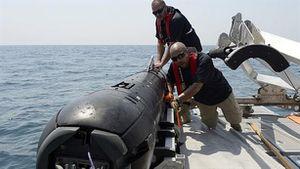Mỹ trang bị siêu tàu lặn không người lái săn tàu ngầm