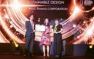 Phúc Khang vinh danh tại giải thưởng BĐS Việt Nam PropertyGuru Vietnam Property Awards 2020