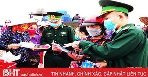 Xây dựng thế trận lòng dân vững chắc trên địa bàn vùng biên Hà Tĩnh