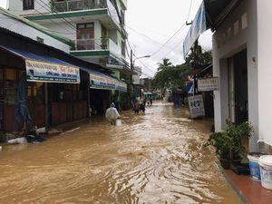Ảnh hưởng bão số 6, Đà Nẵng tiếp tục cho tiếp tục cho học sinh, sinh viên nghỉ học