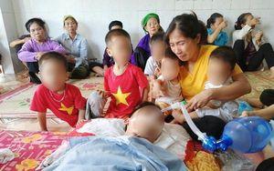 Yên Bái: Chồng mất đột ngột, để lại vợ và 4 con nhỏ là hai cặp sinh đôi