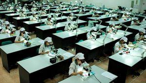Vốn ngoại - động lực thúc đẩy công nghiệp Vĩnh Phúc phát triển
