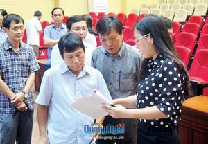 Tuyên truyền Đại hội đại biểu Đảng bộ tỉnh lần thứ XX: Đa dạng hình thức, phong phú nội dung