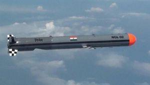 Ấn Độ hủy cuộc thử nghiệm tên lửa cận âm Nirbhay chỉ 8 phút sau khi phóng