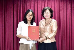 Thống đốc NHNN bổ nhiệm Phó Vụ trưởng Chính sách tiền tệ