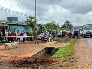Lao xe máy xuống cống thoát nước, nam thanh niên tử vong tại chỗ