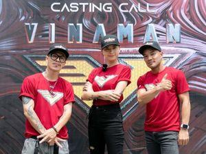 Ngô Thanh Vân tìm kiếm siêu anh hùng Vinaman