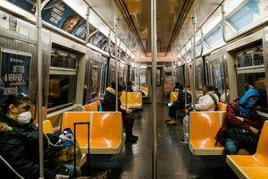 Bạo lực, quấy rối gia tăng trên các chuyến tàu vắng khách ở New York