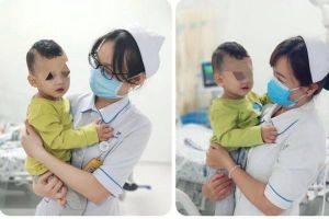 Phụ huynh nhầm dầu xoa bóp với thuốc ho, bé trai 2 tuổi ngộ độc