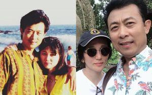 30 năm chuyện tình đẹp như cổ tích, Vân Sơn hiếm hoi nịnh vợ: 'Nàng có nét đẹp vượt thời gian'