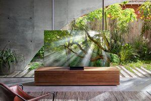 TV QLED 8K được chứng nhận an toàn cho người dùng