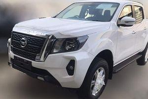 Nissan Navara 2021 chuẩn bị được ra mắt
