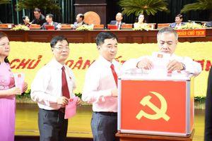 Danh sách 16 Ủy viên Ban Thường vụ Thành ủy TP.HCM khóa XI