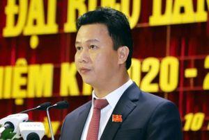 Ông Đặng Quốc Khánh tái đắc cử chức Bí thư Hà Giang