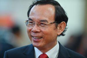 Ông Nguyễn Văn Nên đắc cử Bí thư TP.HCM với số phiếu tuyệt đối