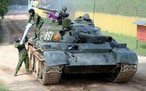 Phân biệt xe tăng T-54B và T-55 của Quân đội Nhân dân Việt Nam