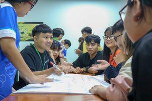 Trường ĐH Văn Hiến: Nâng cao năng lực cho thủ lĩnh sinh viên
