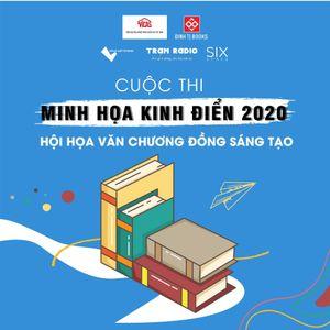 'Minh họa kinh điển 2020': Sân chơi dành cho các họa sỹ yêu văn chương