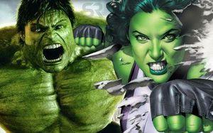 Điểm khác nhau lớn nhất trong sức mạnh giữa Hulk và She-Hulk