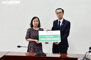 Hỗ trợ 300 triệu đồng cho phóng viên hy sinh khi đi cứu hộ Rào Trăng 3