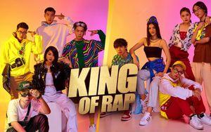 Top 10 King of Rap: Pháo táo bạo dùng khăn làm áo, HIEUTHUHAI phiên bản hiphop trông cũng ổn đấy chứ