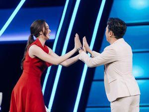 Trường Giang ngỡ ngàng trước 'kỷ lục vàng' của Á hậu Tường San và Kiều Loan