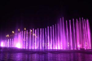 Đài phun nước lớn nhất thế giới