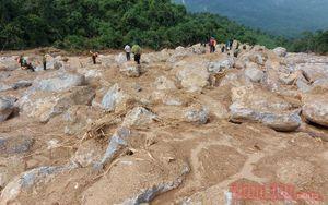 Tìm thấy thi thể cuối cùng trong vụ mất tích do sạt lở khi đi rừng ở Quảng Bình