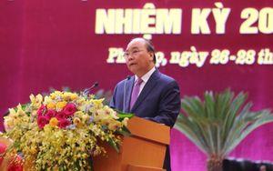 Khai mạc Đại hội Đảng bộ tỉnh Phú Thọ lần thứ 19