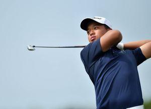 ĐKVĐ Nguyễn Vũ Quốc Anh: 'Golf là một phần cuộc sống của tôi'