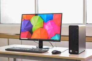 HP Slim S01 - dòng PC dành cho không gian nhỏ