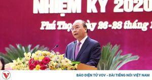 Thủ tướng: Xây dựng Phú Thọ là tỉnh phát triển hàng đầu của vùng trung du
