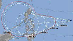 Bão số 9 đang cuồng nộ, Biển Đông lại lo tiếp bão số 10