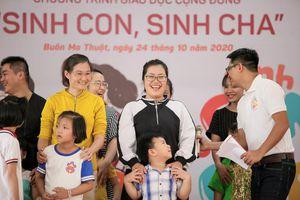Generali: Triển khai thành công hai chương trình giáo dục cộng đồng 'Sinh Con, Sinh Cha'