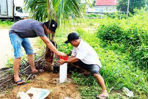 Nha Trang: Hoàn tất cắm mốc hành lang bảo vệ nguồn nước