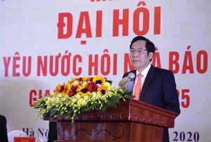 Thi đua xây dựng tổ chức Hội Nhà báo Việt Nam vững mạnh