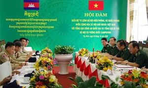 Việt Nam và Campuchia tăng cường phối hợp quản lý xuất nhập cảnh, phòng chống tội phạm