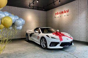 Đại gia Cần Thơ mời dân mê xe lái Chevrolet Corvette 2020 tiền tỷ