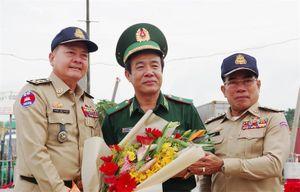 Tăng cường hợp tác quốc phòng, an ninh biên giới Việt Nam - Campuchia