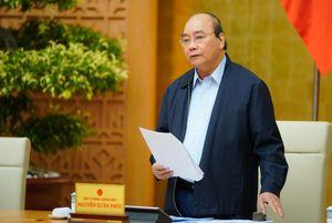 Thủ tướng: Địa phương nào không giải ngân ODA, năm sau sẽ không bố trí vốn