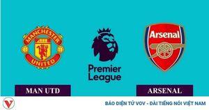 Lịch thi đấu vòng 7 Ngoại hạng Anh 2020/2021: MU đại chiến Arsenal