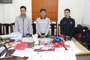 Bắt 3 cán bộ ở Thanh Hóa trong đường dây làm văn bằng, chứng chỉ giả
