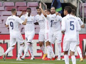 Bóng đá châu Âu 31/10: Real Madrid tranh ngôi đầu La Liga