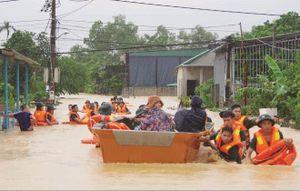 Mỹ hỗ trợ Việt Nam 2 triệu USD khắc phục hậu quả bão lũ