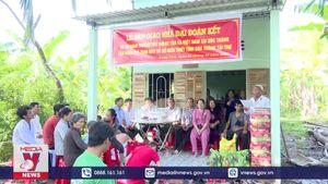 Chung tay hỗ trợ nạn nhân chất độc da cam/dioxin tại Sóc Trăng