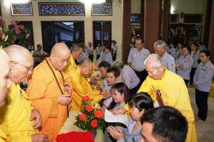 Đà Nẵng : 79 huynh trưởng thọ cấp Tập, Tín